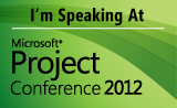 Speaker at Project Conference